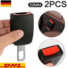 2PCS Auto Sicherheit Sitzgurt Extender Verlängerung Schnalle Lock Clip DHL
