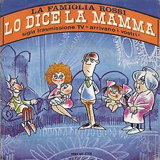 LO DICE LA MAMMA - T. COME TV # LA FAMIGLIA ROSSI