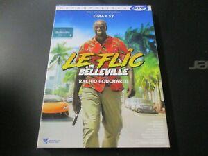 "DVD ""LE FLIC DE BELLEVILLE"" Omar SY, Biyouna / de Rachid BOUCHAREB"