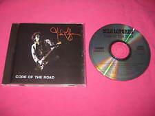 Nils Lofgren Code Of The Road 1992 CD Album Hard Rock (CLACD 311).
