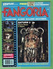 #LL. FANGORIA HORROR MOVIE  MAKEUP MAGAZINE #5, APRIL 1980