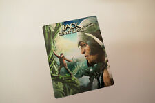 JACK THE GIANT SLAYER - Glossy Bluray Steelbook Magnet Cover NOT LENTICULAR