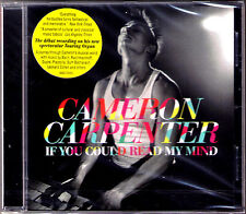 Cameron Carpenter: if you could Red My Mind Bach Piazzolla Oblivion depre CD NUOVO
