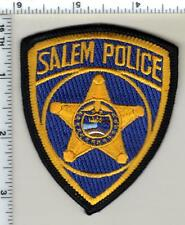 Salem Police (Oregon) Cap/Hat Patch - new from 1992