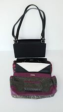 Miche Classic Base Bag Black with 3 Shells and Long Handles - Madelynn, Kenzie