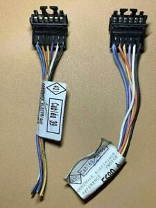 2 x fiche broche kit reparation feu arriere CLIO 2 phase 2 gauche et droit