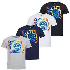 Sonneti Molecule New Designer Mens Cotton Casual Short Sleeve T-Shirt Tee Tops