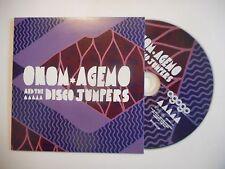 ONOM AGEMO AND THE DISCO JUMPERS : LIQUID LOVE ♦ CD ALBUM PORT GRATUIT ♦