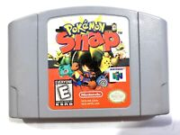 POKEMON SNAP Nintendo 64 N64 Game - Tested - Working - Authentic!