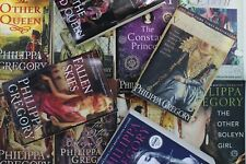 Lot of 5 Philippa Gregory Fantasy Paperback Books MIX