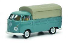 1/87 Schuco VW T1 Pritsche Plane hellblau 452631500