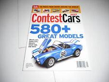 2017 CONTEST CARS model car magazine