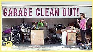 Basement and Garage clean-out sale