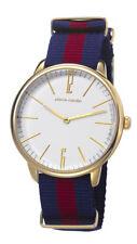 Pierre Cardin Men's Watch pc106991f11 La Gloire Analogue Textile Beige, Bla