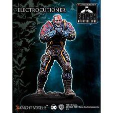Knight Models DC Miniatures BNIB Electrocutioner 35DC143