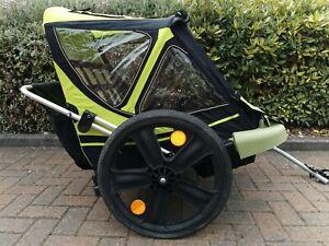 Bellelli B Taxi Child Bike Trailer In Yellow