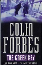 The Greek Key by Forbes, Colin Paperback Book The Cheap Fast Free Post