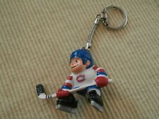 Vtg RARE 1986 NHL Hockey Montreal Canadiens Lil Sports Brat Player White Jersey