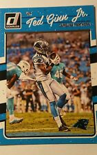 NFL Trading Card Ted Ginn Jr. Carolina Panthers 2016 Panini Donruss