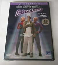 "Galaxy Quest (Dvd, 2000, Widescreen) Tim Allen *Rare, 1999* ""New"""