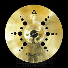 "Istanbul Agop Xist Ion Splash Cymbal 12"" - Video Demo"