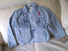 Lee authentic jacket, NBC Kellog's , Embroidery
