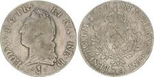 Frankreich Ludwig XV 1 Ecu 1771 Kuh (Province Béarn) f.ss/ss, leicht justiert
