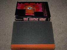 Roy Stratton/One among None/rare signed hardcover 1st w/DJ/Massachusetts Police
