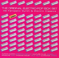 "The Original Electro Pop Box 3 CD NEU Talk Talk Extended Mix Brother Beyond 12"""