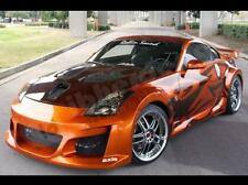 Paraurti anteriore NISSAN 350 Z (Z33) 2003-> Tuning