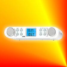 AEG KRC 4344 UKW Küchenradio Unterbauradio 30 Senderspeicher Timer Alarm AUX-IN