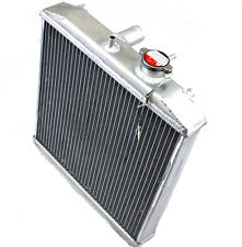 94-01 Acura Integra DC B16 B18 B20 1.8L 2 Row Aluminum Radiator Half Size M/T