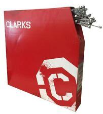 Clarks Bike Galvanized Barrel Nipple MTB Brake Inner Cable BULK - 100pcs Cables