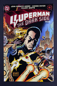 Superman the Dark Side Book 2 of 3, Elseworlds TPB (DC, 1998) VF/NM