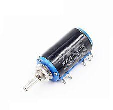 NEW  WXD3-13-2W 100K ohm Rotary Multiturn Wirewound Potentiometer