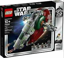 LEGO Star Wars Slave 1 20th Anniversary 75243 - NEW SEALED