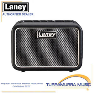 Laney Mini Stereo SuperGroup Battery Powered Stereo Amplifier