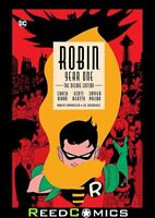 ROBIN YEAR ONE DELUXE EDITION HARDCOVER New Hardback Collects 4 Part Series