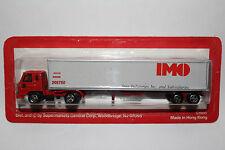 "Playart Majorette Road Champs ""IMO Industries"" Semi Truck Blister Pack"