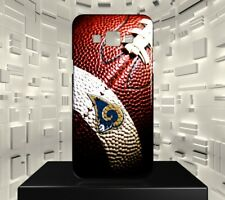 Coque rigide pour Galaxy Core Prime Saint Louis Rams NFL Team 03
