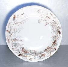 NEW Dessert Plate Feuillages Sologne Pattern  From GIEN