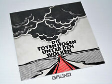 "7"" Single: Die Toten Hosen – Unter den Wolken, Limited Edition, NEU & OVP"