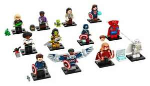 LEGO MARVEL STUDIOS Complete Set of 12 Collectible Minifigures 71031 Pre-Order