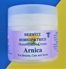 ARNICA HOMEOPATHY CREAM, HEALING & SOOTHING-BRUISES & SPRAINS,ACHES & PAINS 50g