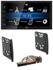 JVC 2DIN Bluetooth MP3 AUX USB Autoradio für Ford Cougar Fiesta Focus Galaxy Mon