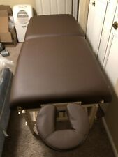 """""""Alumnus� Earthlite Message Table With Carrying Bag! Used Only 3 Times!"""