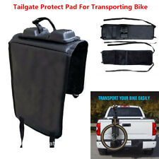Tailgate Pad Shuttle Pad for Pickup Truck Tailgate Protection Bike Rack w/ Strap