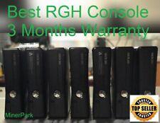Xbox 360 Slim Console RGH (JTAG) Bundle Instant Boot 3 MTH Warranty 17559 Dash
