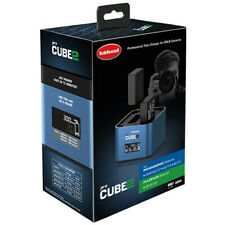 Hahnel Pro Cube 2 Dual Charger for  Panasonic/Fujifilm ~Brand New