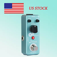 Donner Guitar Stylish Fuzz Traditional Rich Classic Effect Pedal Aluminium Alloy